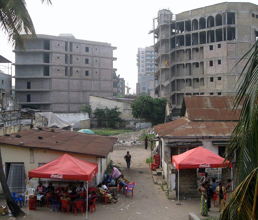 Kinshasa, une ville en construction