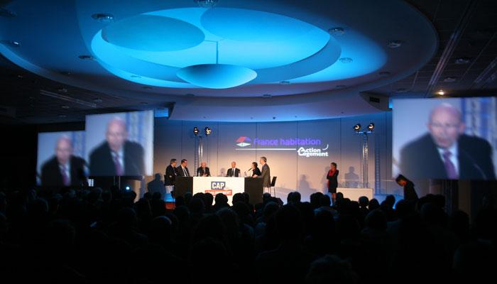 Congrès organisé aux Salons de l'Aveyron