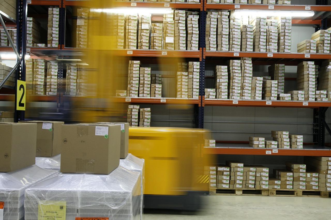 Plate-forme logistique : Sogaris