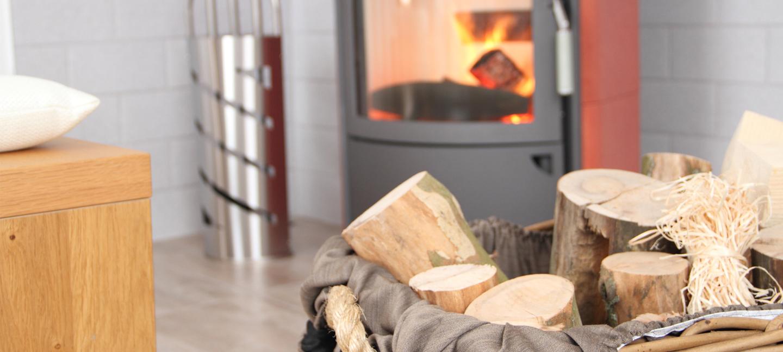 Installer un poêle à bois avec Groupe Solution Energie